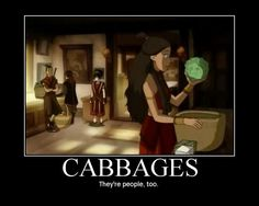Cabbages by ~ChristinaCrino