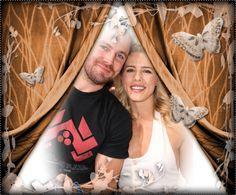 Arrow Oliver And Felicity, Arrow Tv Series, Stephen Amell, Photos Du, Movie Tv, Tv Shows, Public, Superhero, Couples