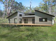 Prefab homes and modular homes in Australia: Tasmanian Kit Homes