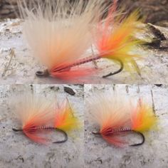 Nate's Fatty Flies Fly Fishing Lure: Nate's Salmon and Steelhead Fly & I also make Foam Bass Poppers, Fishing Flies, Floating Bass Flies by Natesfattyflies on Etsy