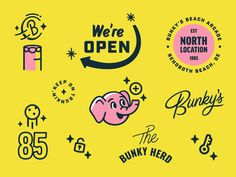 Some Faves ? : Some Faves ? by John Oates Self Branding, Food Branding, Typography Logo, Typography Design, Logos, Web Design, Layout Design, Icon Design, Typography Inspiration
