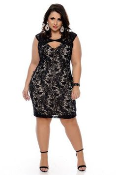 Women S Plus Size Discount Dresses Curvy Girl Outfits, Trendy Outfits, Vestidos Plus Size, Plus Size Dresses, Plus Size Fashion For Women, Plus Size Women, Curvy Inspiration, Looks Plus Size, Moda Plus