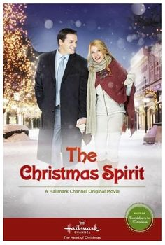 Its a Wonderful Movie: The Christmas Spirit, Hallmark Channel Movie starring Nicollette Sheridan