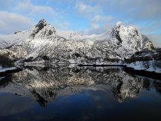 The Lofoten Islands of Northern Norway