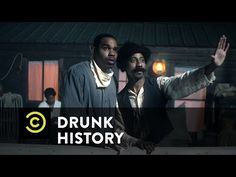 Drunk History - Robert Smalls Steals the CSS Planter - YouTube