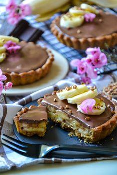 Cooking Recipes, Healthy Recipes, Healthy Food, Cheesecake, Desserts, Banana, Chocolates, Tarts, Recipes