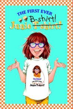 Bestseller Books Online Junie B. Jones: First Ever Junie B-Shirt!  $7.99  - http://www.ebooknetworking.net/books_detail-0375831258.html