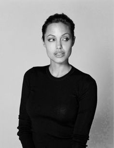 "moan-my-name-louder: "" angelinajoliearchive: "" Angelina Jolie "" I love her so much """