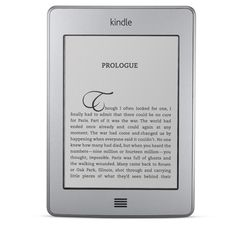 I have the older keypad one but find myself pining for the touch.Kindle Touch Touchscreen e-Reader with Free + Wi-Fi, E Ink Display, Works Globally Chandler Bing, Wifi, E Ink Display, Kindle Case, Amazon Kindle, Skin Case, In This World, The Help, Ebooks