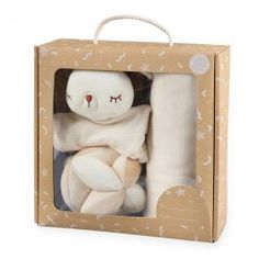 Special Price $79.90 was $93.90 Baby Gift Box, Baby Gifts, Baby Bunnies, Bunny, Welcome Home Gifts, Unique Baby Shower Gifts, Pacifier Holder, Baby Learning, Neutral Palette