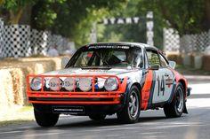 1978 Porsche 911 SC Safari – One of two 911s prepared for the East African Safari Rally