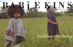 Isn't this cover of the latest Babiekins Magazine the most adorable thing you've ever seen?!