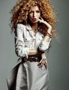 Holy Hair » A good hair day keeps the doctor away » Kapselinspiratie voor krullend haar