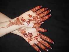 Henna Tattoo Qatar : Hennah mehndi hennas and designs