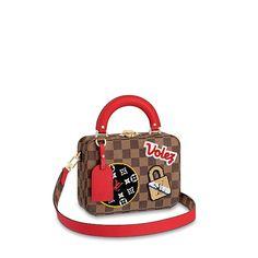 View 1 - LV Stories Box Damier Ebene Canvas in Women s Handbags All  Handbags collections by Louis Vuitton e230ede2da97a