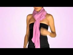 Video describes different ways to wear the Jockey Person to Person Convertible Cardigan.  It is an amazing piece!