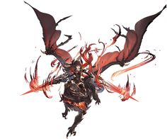View an image titled 'Forte, Battle Art' in our Granblue Fantasy art gallery featuring official character designs, concept art, and promo pictures. Female Character Design, Character Design References, Character Concept, Character Art, Concept Art, Character Ideas, Fantasy Warrior, Fantasy Girl, Manga Characters