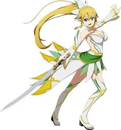 Beyblade Characters, Anime Characters, Fantasy Characters, Sao Anime, Thicc Anime, Arte Online, Online Art, Leafa Sword Art Online, Online Anime