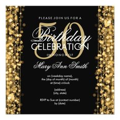414 best elegant birthday party invitations images elegant