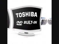 Toshiba 22D1334B LED TV Review - YouTube