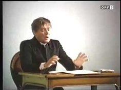 Oskar Werner liest Gedichte von Goethe, Schiller und Weinheber Friedrich Schiller, Reading