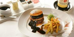 You can even have caviar on your burger. At Serendipity Restaurant in New York, a  Wagyu beef burger, with white truffle butter, cave-aged…