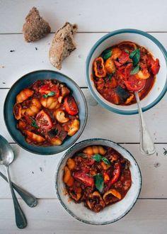 One Pot: Italiaanse Minestronesoep met heel veel groenten