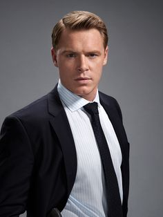 """""""The Blacklist"""" (New TV Drama Series) Diego Klattenhoff as Donald Ressler. Do you want him protecting YOUR life??? um.. YESSS!!! :)"""