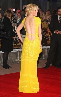 Yellow Evening Dress Leads the Fashion  http://www.bosgoo.com/blog/yellow-evening-dress-leads-the-fashion-2779.html