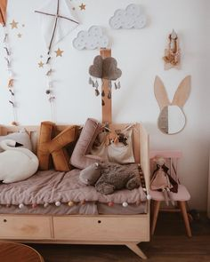 Love this toddler room Baby Nursery Decor, Baby Bedroom, Baby Decor, Nursery Room, Home Decor Bedroom, Girl Room, Bedroom Girls, Kids Decor, Bedroom Ideas