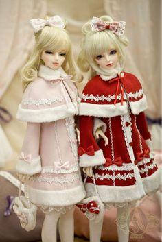 Custom Anime Doll, Plastic Doll, Vinyl Doll-BJD