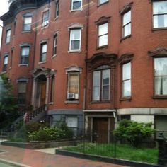 Row Houses, South Boston