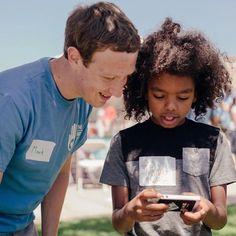 Mark Zuckerberg Showcases Tayo's Spike Rush App - Webmasters - Nigeria