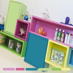 WOW  bespoke kids playroom furniture