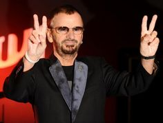 Ringo Starr, peace and love