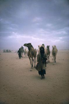 Africa   The Tuareg. Tamanrasset, Algeria   ©Kazuyoshi Nomachi