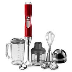 KitchenAid Artisan 5KHB3581 Eintauchen Mischer blender Mixer suitcase Zubehör