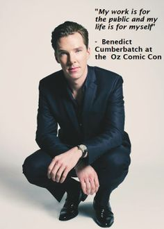 """Benedict Fangirling Rules: 1. No chasing down the street. 2. Benedict is his own person. Don't objectify him. 3. Real Benedict appreciation is shown by paying kindness forward as he has requested, not simply screaming """"I LOVE BENEDICT!"""" 4. Stalking Benedict or other celebrities to restaurants/the Tube/their homes is not okay, and ruining his private engagements with friends is unacceptable. 5. Show respect for other fans as well as Benedict, and treat others as you would like to be treated."""