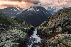 Un giro per le Alpi francesi con la fotografia di Lukas Furlan