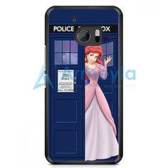 Disney Princess Ariel Pink Dress HTC One M10 Case | armeyla.com