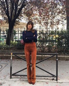 Fall Outfit Formulas From Our Favorite French It Girls via @WhoWhatWear