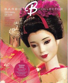 Maiko Barbie Doll