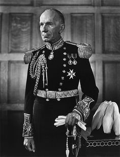 Vincent Massey 1952 by Yousuf Karsh