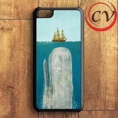 The Big Whale iPhone 5C Case