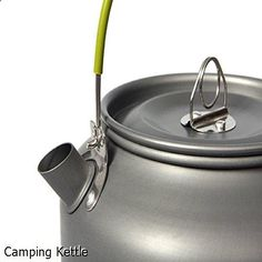 Camping Kettle - extensive selection. Must view...