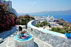 Milos Greece :) - been there and as gorgeous as the picture!