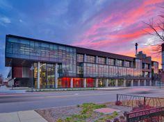 University of Iowa - Campus Recreation & Wellness Center :: RDG Planning & Design