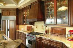 Luxury Kitchen Photo Plan 011S-0063 | House Plans and More