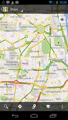 Google Maps for Android gets live traffic updates, navigation in India