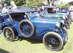 1920s Austin 7 Wasp
